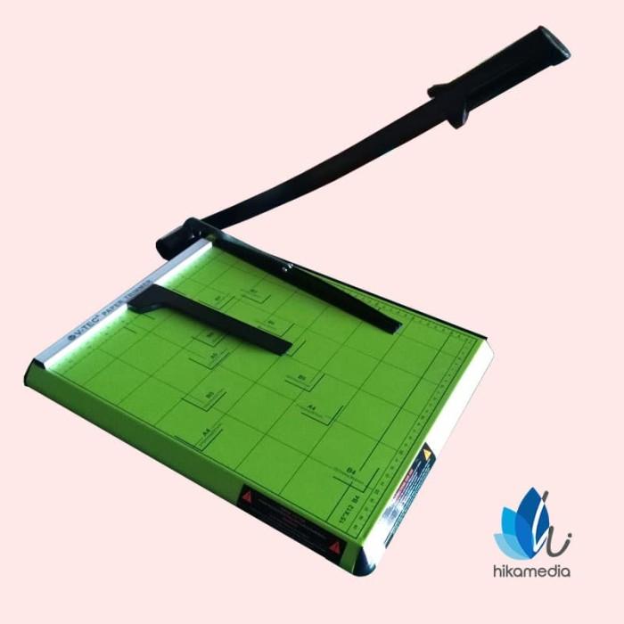 harga Paper trimmer cutter b4 / alat potong kertas b4 Tokopedia.com