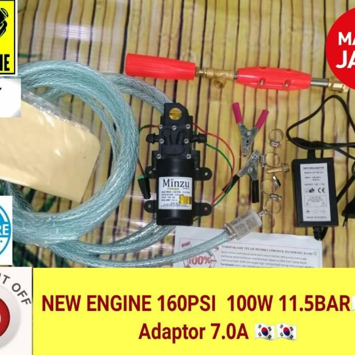 harga Set lengkap mesin power sprayer alat cuci ac mobil motor mesin steam j Tokopedia.com
