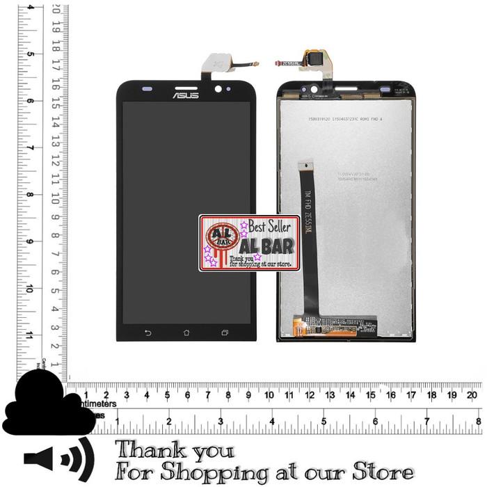 harga Asus zenfone 2 z00ad ze551ml lcd touchscreen fullset ori 100% Tokopedia.com