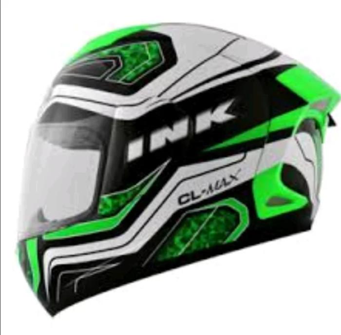 Helm INK CL Max Seri 5 Green Fluo