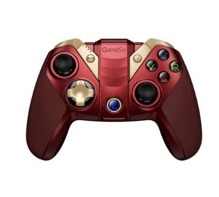Foto Produk GameSir M2 MFi Bluetooth Game controller Wireless gamepad for iOS - Merah dari KoekMuraH