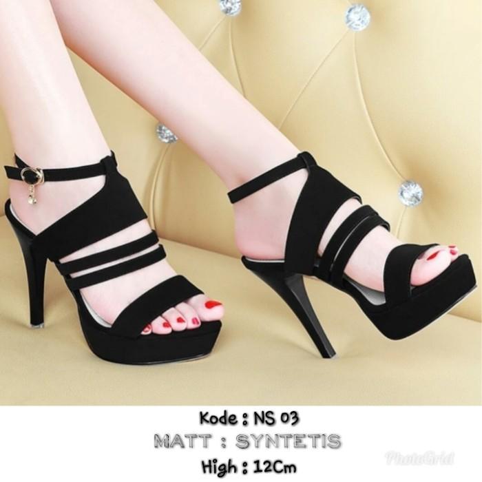 harga Sepatu wanita termurah ns 03 Tokopedia.com