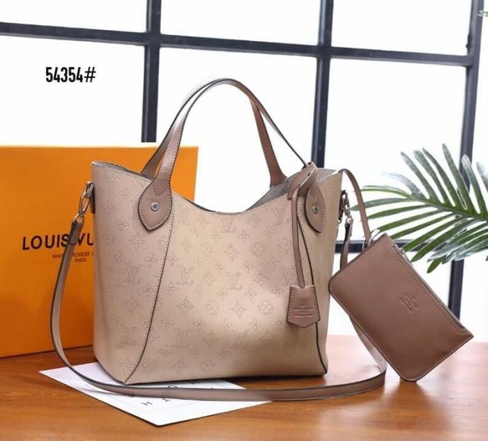8e4cf20627ec8 Jual LV Louis Vuitton Hina MM Mahina Business Bag - Kael Shop ...