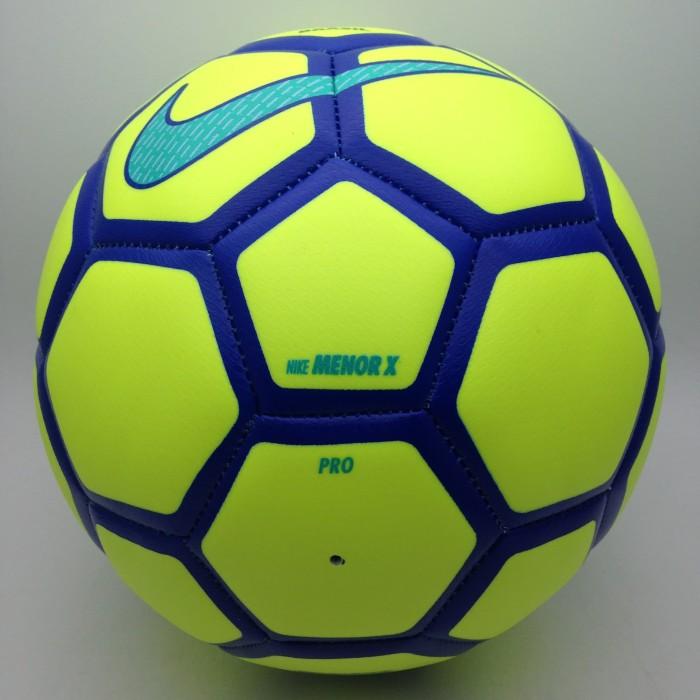343fbdce6b Jual Bola Futsal Nike CBF Menor Ball Volt Clear Jade SC3250-707 ...