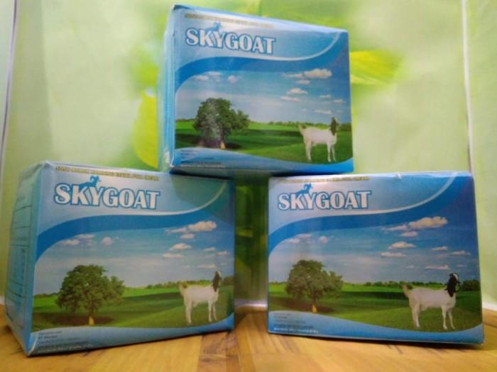 Susu Kambing Sky Goat Vanilla isi 10 Sachet Murah Meriah