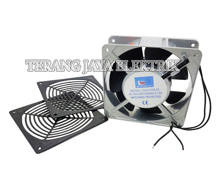 harga Kipas angin pendingin / cooling van 12 cm ac 220 v happy Tokopedia.com
