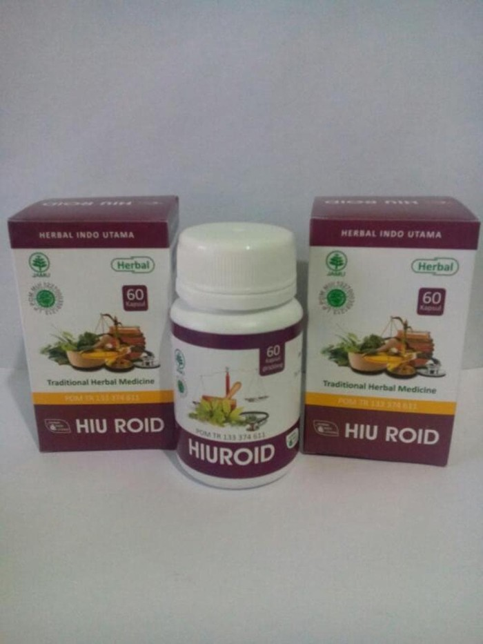 Obat Herbal Alami Ambeien Dan Wasir HIU ROID HIUROID