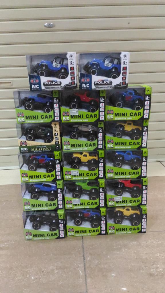 harga Termurah mainan remote control mainan mobil jeep remot rc high speed Tokopedia.com