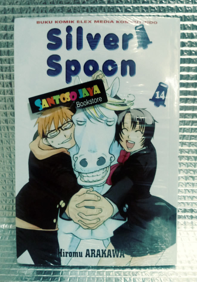 Silver Spoon 14