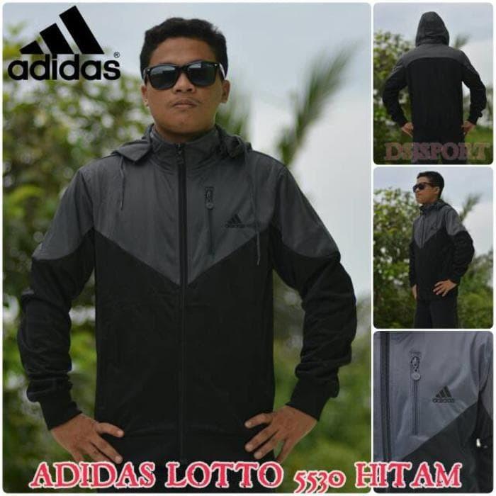 Katalog Jaket Fashion Running Adidas Hargano.com