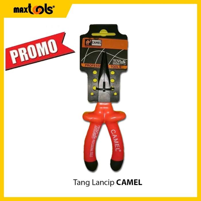 """Tang Potong Kabel Listrik 6"""" Camel"""