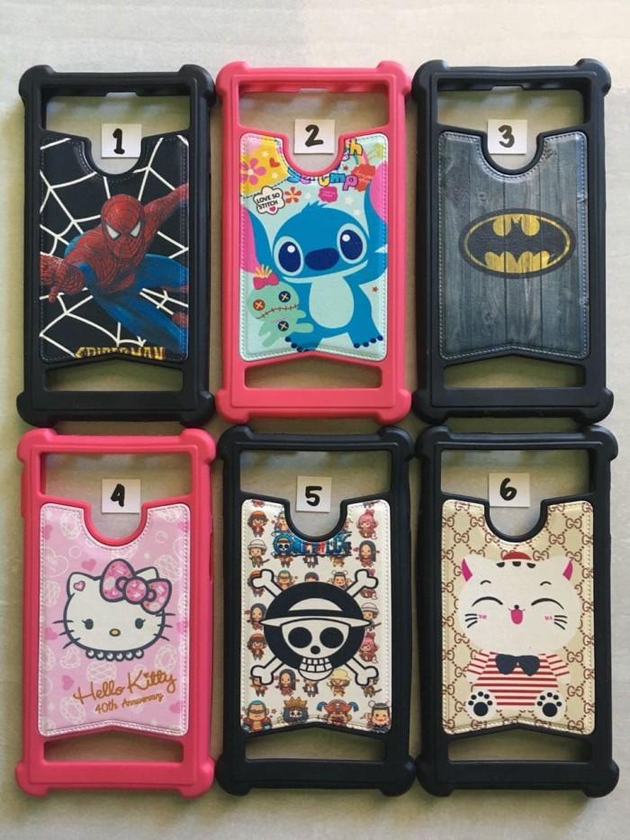harga Softcase silikon motif evercoss a75w Tokopedia.com