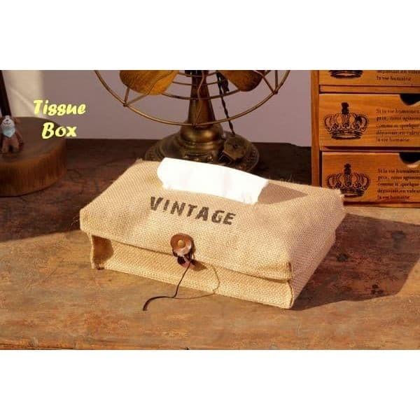 harga Souvenir lucu tissue box vintage souvenir ulang tahun tempat tissu Tokopedia.com