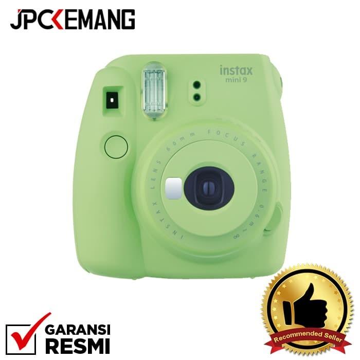 harga Fuji / fujifilm instax mini 9 camera pink (kamera instant) - hijau muda Tokopedia.com