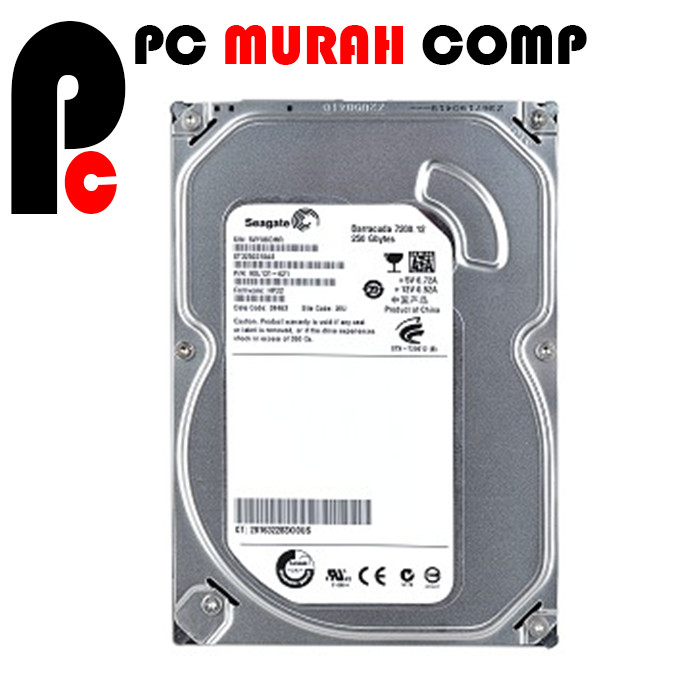 Foto Produk Harddisk internal PC 320Gb Sata Seagate Slim dari Pc Murah Comp
