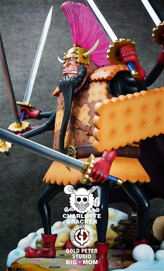 Jual Charlotte Cracker One Piece Resin Statue Not Naruto Jakarta Utara Shinrashop Tokopedia