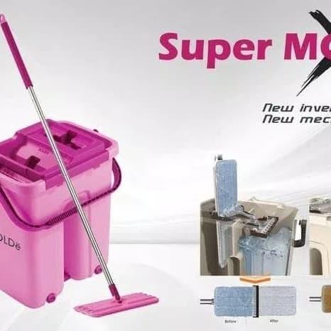 ... Super mop x bolde alat pel otomatis
