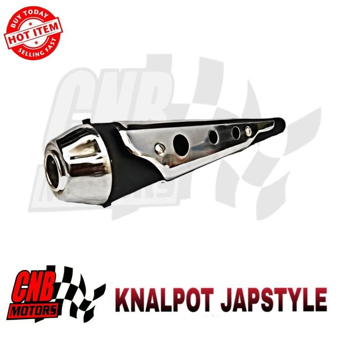 harga Knalpot japstyle murah 009 Tokopedia.com