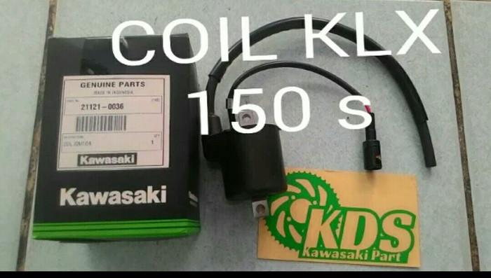 harga Coil motor kawasaki klx 150 Tokopedia.com