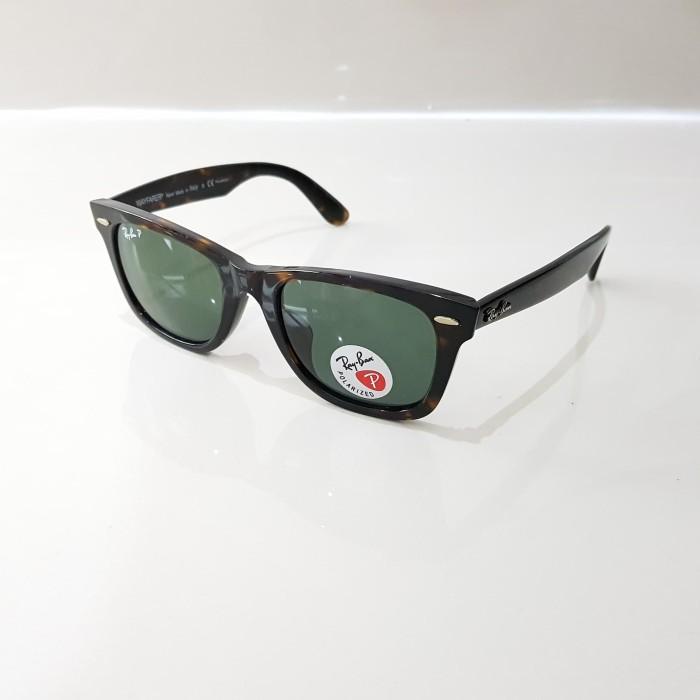 eb6750c3d1a54 ... sale kacamata original rayban polarized 2140f 902 size 52 harga 2ff54  bac83