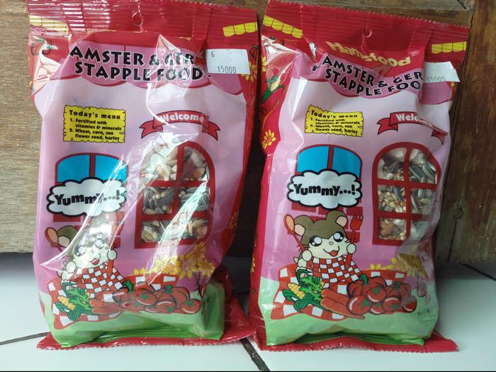 Makanan Hamster Hamsfood Import 1 kg