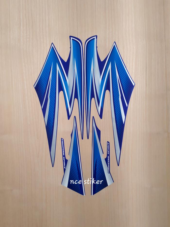 harga Stiker striping yamaha rx-king 2003 biru Tokopedia.com