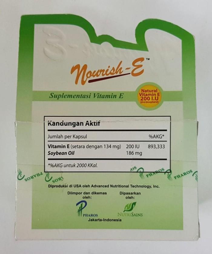 Info Nourish E DaftarHarga.Pw