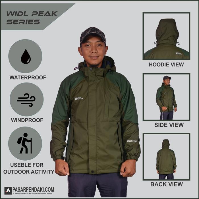 harga Jaket wild peak Tokopedia.com