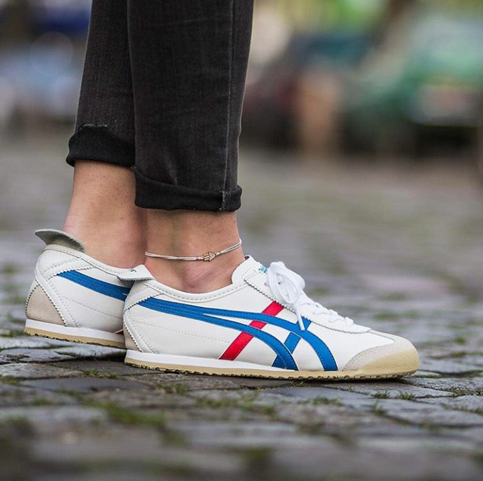 onitsuka tiger mexico 66 red blue xs