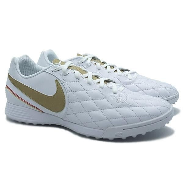 Jual Nike Legend 7 Academy 10R TF - White Mtlc Gold - Ali Sports ... 779936d7b8