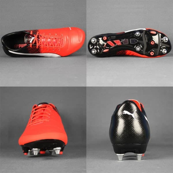 4bff1d3568f9 Jual Sepatu Bola Puma EvoPower 1.3 MX SG Red Blast White Original ...
