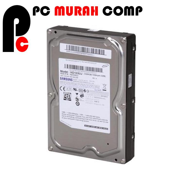 """Foto Produk Hardisk Internal PC 3.5"""" 500GB SATA SAMSUNG dari Pc Murah Comp"""