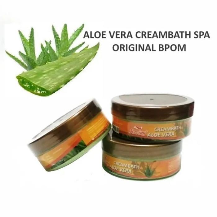 Jual Aloevera Creambath Bpom Creambath Aloevera Spa Creambath Lidah Buaya Kota Surabaya D N P Store Tokopedia