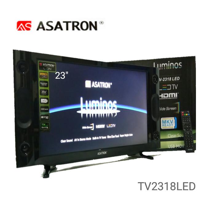 harga Asatron tv2318led led tv usb movie 23inch Tokopedia.com