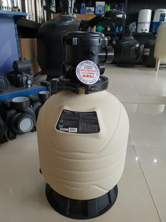 Foto Produk SAND FILTER EMAUX 17 INCH MFV17 for 3/4hp pump dari aneka pompa