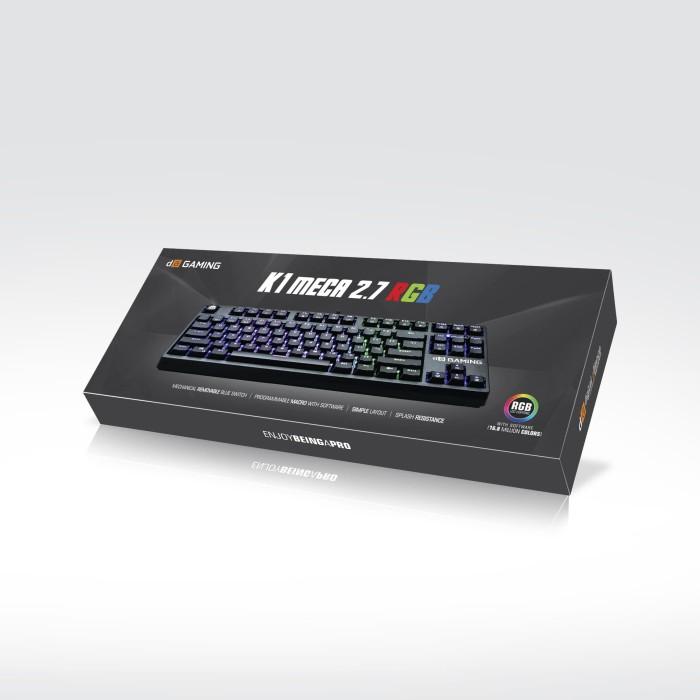 97e700947aa Jual keyboard gaming da k1 meca cek harga di PriceArea.com
