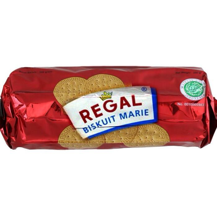 Foto Produk Biskuit Marie Regal 250 gram dari Blue Shop (BS)