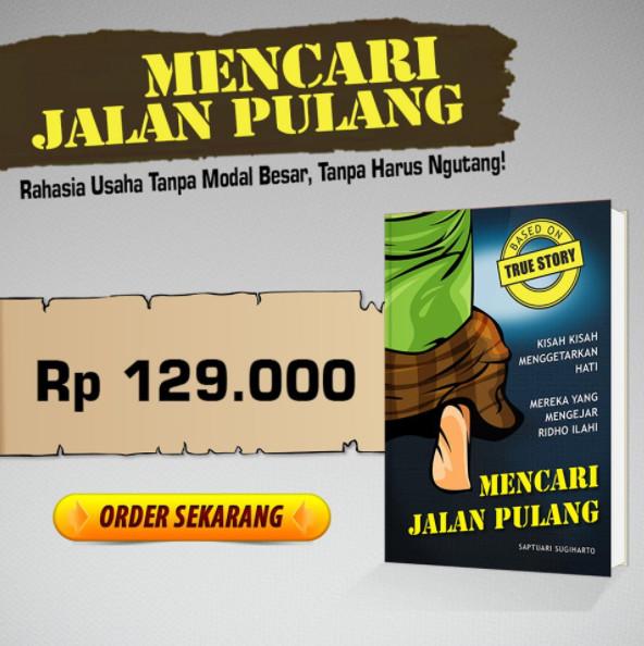 Mencari Jalan Pulang Saptuari Sugiharto