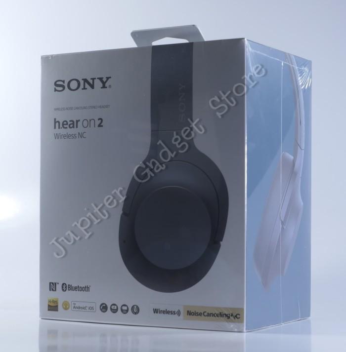 harga Sony wh-h900n wireless bluetooth headphone - blue i garansi resmi Tokopedia.com