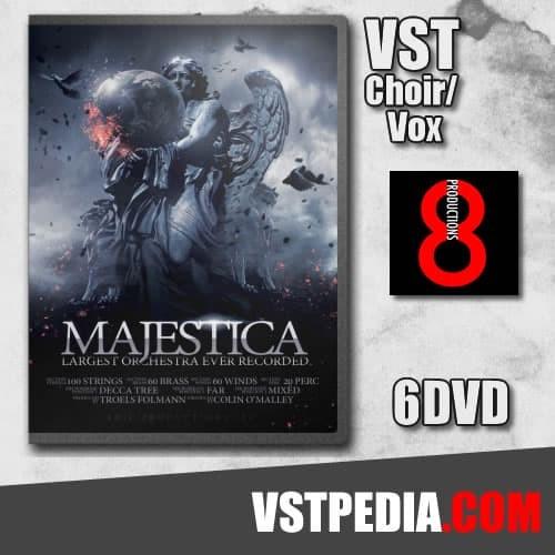 Jual VST Epic Choir - 8dio Majestica - Kab  Situbondo - Radja wordpress |  Tokopedia