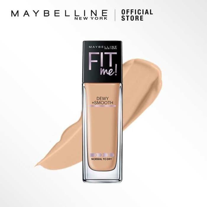 Info Maybelline Fit Me Foundation Travelbon.com