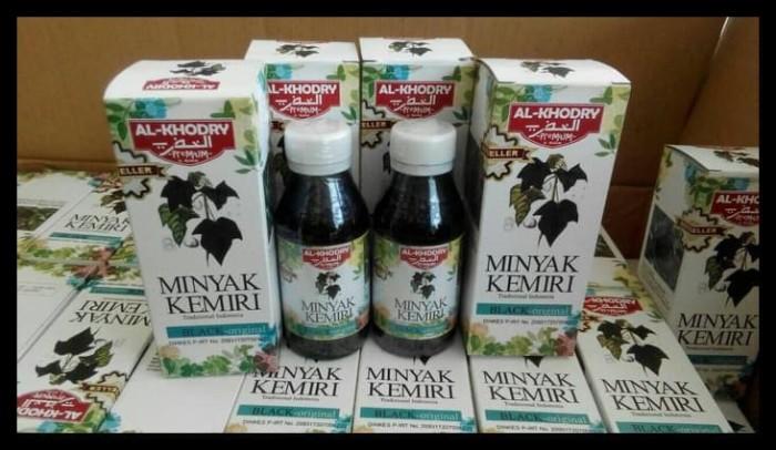 Minyak Kemiri Al Khodry / Minyak Penumbuh Rambut, Jambang