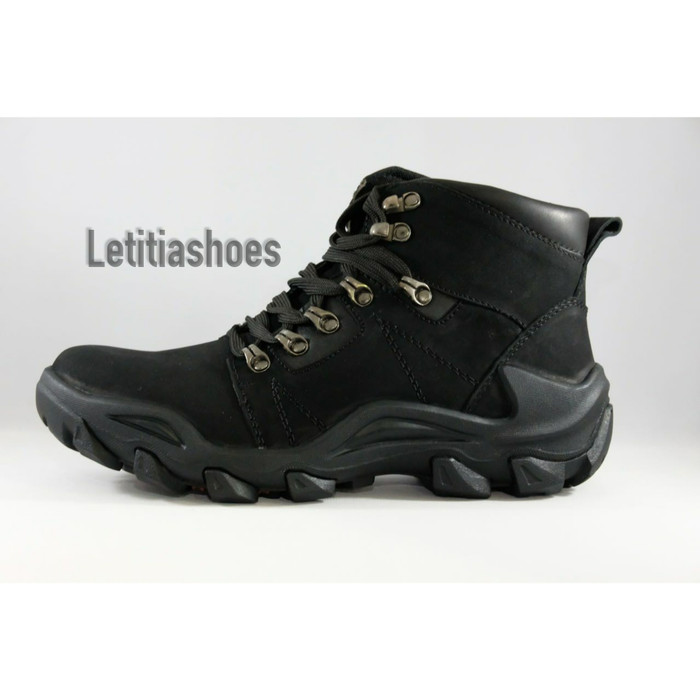 Jual Ready Sepatu Boots Pria Kulit Jim Joker Original Oslo 02b