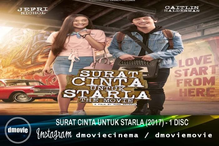 Jual Surat Cinta Untuk Starla 2017 Dvd Box Office Kota Pontianak Dmoviemovie Tokopedia