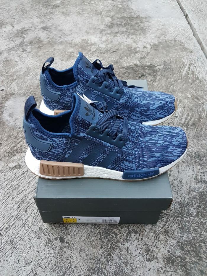 premium selection 43ed5 5c890 Jual Adidas NMD R1 Legion Ink - DKI Jakarta - Something Shoes YK | Tokopedia