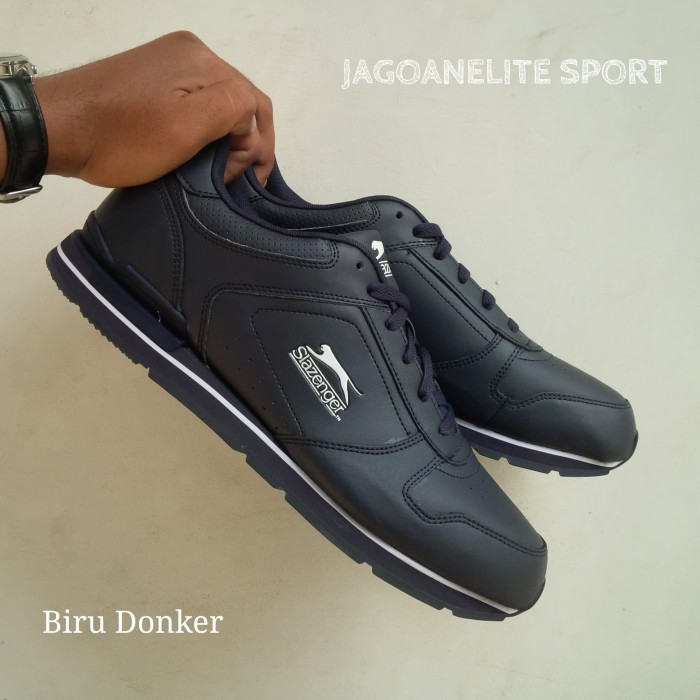 harga Sepatu balap slazenger original big size sneakers ukuran jumbo Tokopedia.com