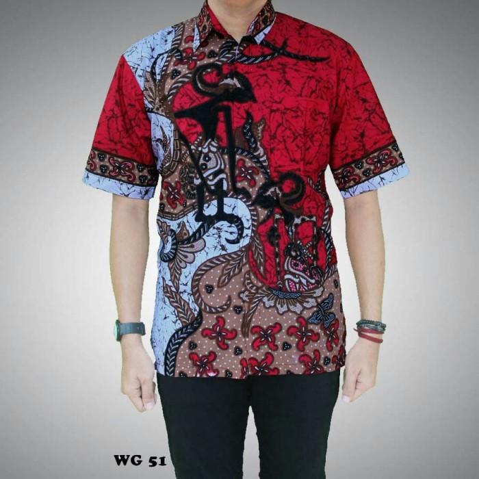 Jual Jual Baju Batik Pria Batik Kerja Kantor Kemeja Batik Prada Biru M Kota Yogyakarta Toserbapemalang Tokopedia