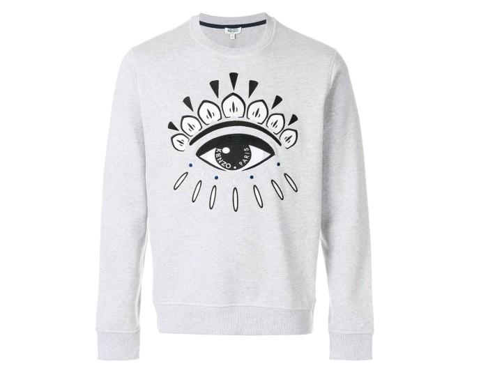 Tokopedia Wristwearid Eye Batam Light Jual Eyes Grey OriginalParis Sweater Kota Kenzo Sweatshirt OkZuTwPXil