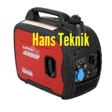 harga Genset loncin lc 2000i generator set 1800 watt inverter bensin silent Tokopedia.com