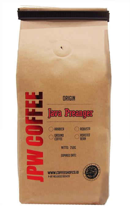 harga Jpw coffee kopi java preanger 250g bubuk - specialty grade coffee Tokopedia.com